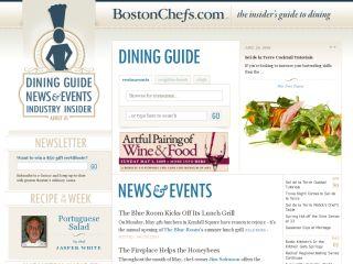 BostonChefs.com