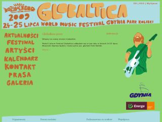 Globaltica World Music Festival