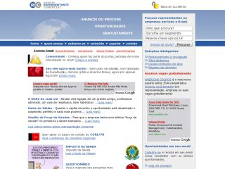 Portal do Representante