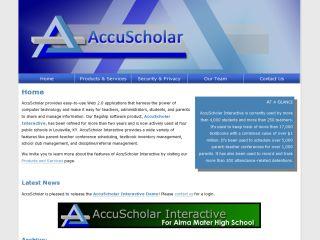 AccuScholar