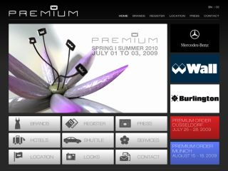 PREMIUM Exhibitions Berlin