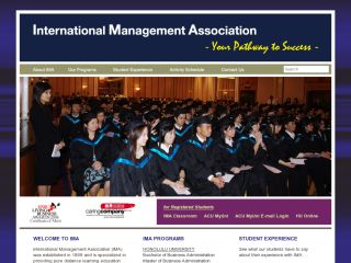 International Management Association