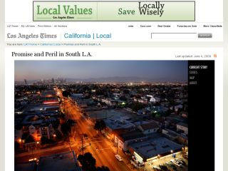 Promise and Peril in South L.A.