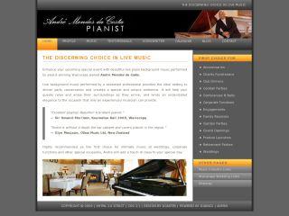 Andre Mendes da Costa - Pianist