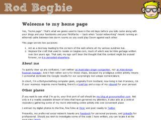 begbie.com