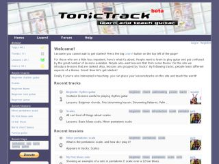 TonicTrack