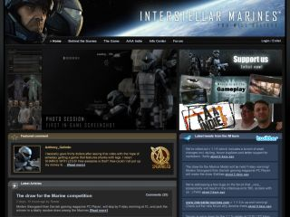 Interstellar Marines / AAA-indie