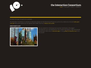 The Interaction Consortium