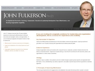 John Fulkerson, PhD