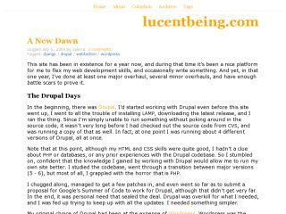 Lucentbeing.com