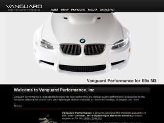 Vanguard Performance