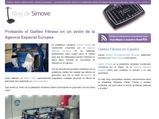 Galileo Fitness Blog