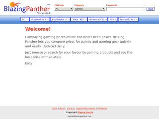 Blazing Panther