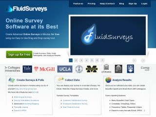 FluidSurveys - Online Surveys Made Easy