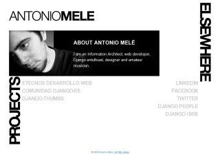 Antonio Melé