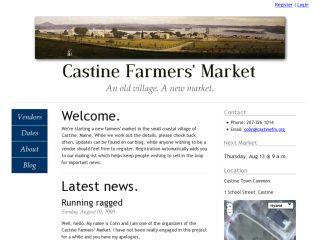 Castine Farmers Market
