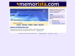 Memorista.com