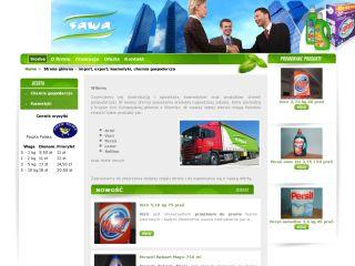 Sawa import export