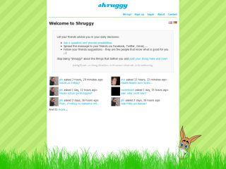 shruggy.com