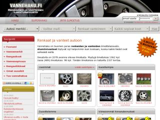 Rim and Tire Trading site