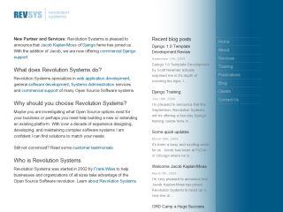 Revolution Systems