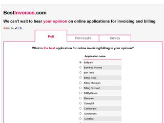 Best Online Invoicing Applications