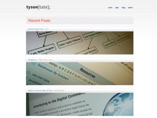 Tyson Tate's Portfolio