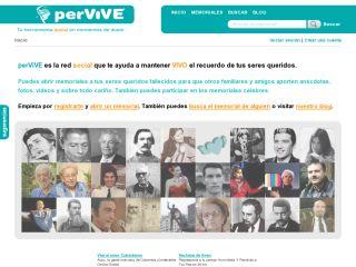Pervive memorials