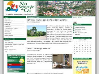 Prefeitura de São Sebastião do Caí