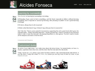 Alcides Fonseca Wiki
