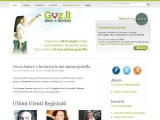 Guz.it Sito di Incontri
