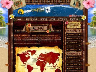 Surfcamps24 - Book german surfcamps around the world
