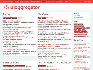 Bloggregator