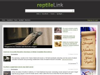 Reptilelink.com