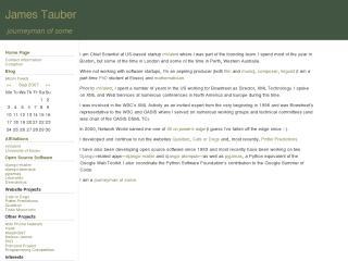 James Tauber