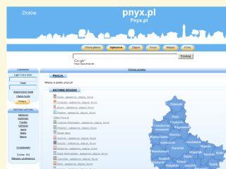 Wielkopolska region`s portal