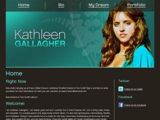 Kathleen The Model