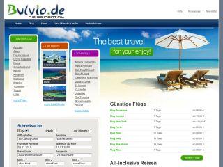 Last Minute Reisen, Urlaub, Flug und Hotel günstig buchen - Bulvio Reiseportal