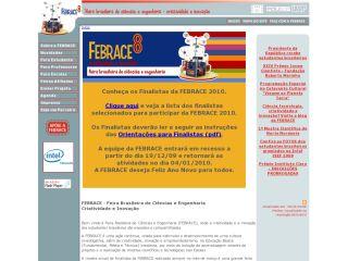 FEBRACE - Feira Brasileira de Ciências e Engenharia