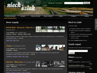 Niech to szlak - Polish GPS travel community