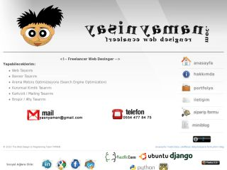 Freelancer (Serbest ) Web Desinger