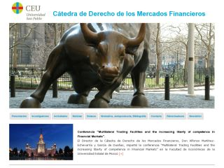 Financial Markets - CEU University