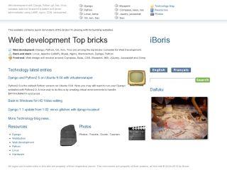 Web development Top bricks