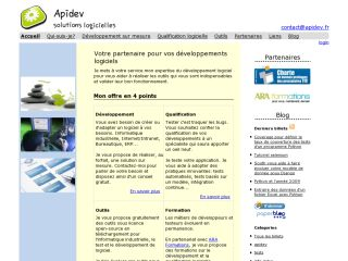 Apidev software consulting
