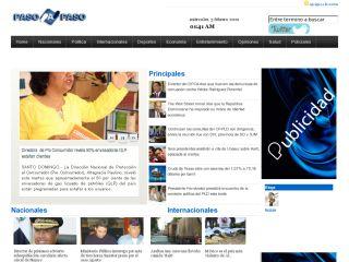 Paso a Paso Online NewsPaper