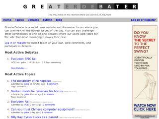 GreaterDebater