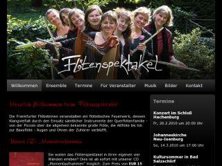 floetenspektakel.de