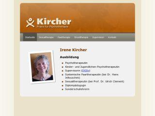 Kircher Psychotherapie
