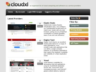 CloudXL