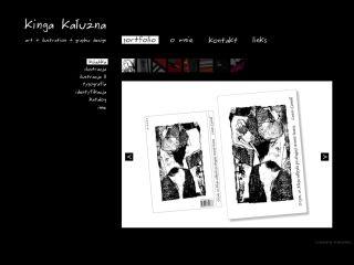 Kinga Kaluzna portfolio